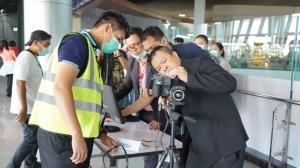 พร้อมแล้ว! การท่าอากาศยานอู่ตะเภา เตรียมรับคนไทยกลับจากเมืองอู่ฮั่นในวันพรุ่งนี้