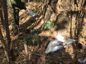 ปะทะเดือดแก๊งยาเสพติดลอบขนยานรกเข้าชายแดนเชียงดาว ทหารถูกยิงเจ็บ 1
