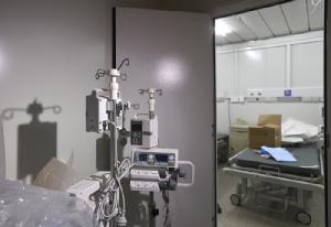 ผู้ป่วยไวรัสกลุ่มแรกเข้ารักษา  ที่โรงพยาบาลใหม่ในอู่ฮั่น ใช้เวลาสร้างไม่ถึง10วันเสร็จ