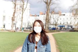สาวไทยในอังกฤษ โดน บูลลี่-ล้อเลียน เพียงเพราะสวมหน้ากากอนามัยป้องกันเชื้อโรค