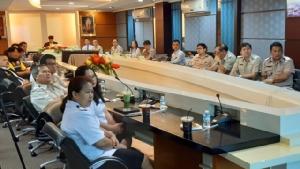ก.คมนาคมย้ำท่าเรือฯ ต้องมีมาตรการแก้ไขปัญหาฝุ่น PM 2.5 และไวรัสโคโรนาอย่างต่อเนื่อง
