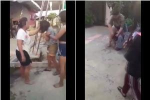ผัวทักแชตหญิงรุ่นลูก! สาวใหญ่หึงโหดพาพวกตามตบ-กระทืบอกจนสะบักสะบอมคามือคาเท้า
