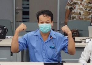 """""""คนขับแท็กซี่"""" ติดเชื้อไวรัสอู่ฮั่นรายแรกในไทยหายแล้ว เผยวันแรกกังวล น้ำตาไหล ฝากเตือนคนขับสวมหน้ากาก ลั่นไม่เคยรู้สึกแย่กับคนจีน"""