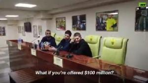 """""""คาบิบ"""" ยันให้ 100 ล้านเหรียญก็ไม่เอา รีแมตช์ """"แม็คเกรเกอร์"""" ที่เคยแพ้หมดรูป"""