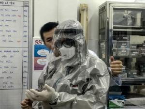 เวียดนามตั้งโรงพยาบาลสนามเตรียมรับมือผู้ติดเชื้อไวรัสโคโรนาสายพันธุ์ใหม่