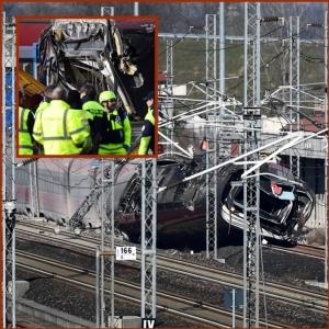 In Pics: รถไฟอิตาลีตกรางเช้ามืดวันนี้ คนขับดับ 2 เจ็บอีกเพียบ