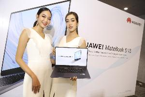 Huawei บุกตลาดโน้ตบุ๊กราคาแมส เสริมแนวคิดสร้างอีโคซิสเตมส์