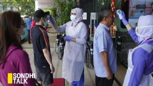 (คำต่อคำ) SONDHI TALK : โลกจะรับมืออย่างไร เมื่อโคโรนาไวรัสเอเชียยังไม่จบ - สงครามในฝั่งตะวันออกกลางกำลังรอชนวนปะทุ