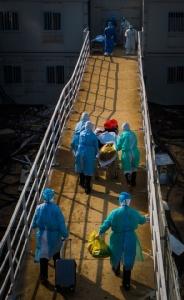 จีนเผยยอดผู้ติดเชื้อ 7 ก.พ 'ไวรัสโคโรนา' ทะลุ 31,000 ราย เสียชีวิต 636 ราย