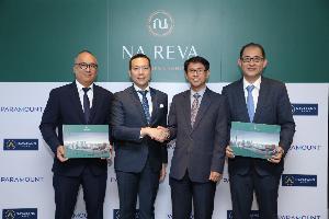 """อสังหาฯ มาเลเซียขยายตลาดในไทย ร่วมทุนโครงการ """"ณ รีวา"""" มูลค่า 1,300 ลบ."""