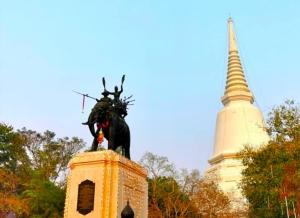 ททท.สุพรรณบุรี ชวนเที่ยว โครงการ มาฟิน..มา (Intrend)..ถิ่นพระใหญ่ ส่งเสริมการท่องเที่ยวเมืองรอง