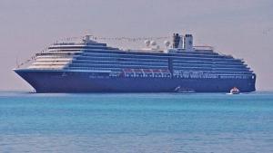 สธ.แจงยังไม่อนุญาตเรือเวสเตอร์ดัมเทียบท่าแหลมฉบัง ส่งทีมประสานข้อมูล ยันไม่ให้โรคเข้าไทย