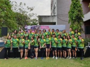 """สมาคมวิทยาการวัชพืชแห่งประเทศไทย จัดกิจกรรม """"Run for Farmer""""  วิ่งเพื่อเกษตรกรไทย หารายได้สมทบทุนจัดตั้ง """"มูลนิธิเกษตรกรเข้มแข็ง"""""""