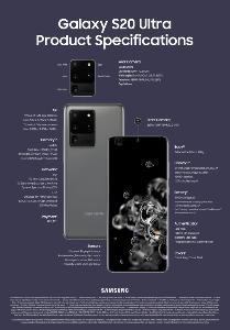 Samsung ยก Galaxy S20 เป็นจุดเริ่มต้นทศวรรษใหม่ โชว์กล้องซูม 100x รองรับ 5G