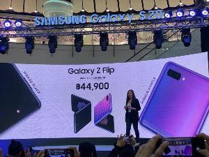 เปิดราคาไทย Samsung Galaxy S20 เริ่มต้นที่ 28,900 บาท