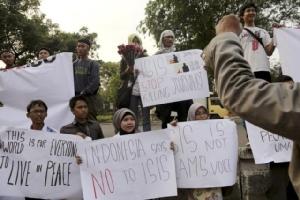 """อินโดนีเซียลั่น! ไม่รับชาวอิเหนาเกือบ 700 คนที่ไปเข้าร่วมกับ """"ไอเอส"""" กลับประเทศ"""