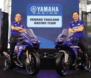 """ทัพใหญ่ """"ยามาฮ่า ไทยแลนด์ เรซซิ่งทีม"""" พร้อมลุยมอเตอร์สปอร์ต 2020 ตั้งธงแชมป์ทั้งไทยและระดับโลก"""