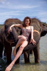 'รักดิว... ต้องรักน้องช้างกันนะ'