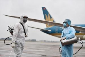 สายการบินเวียดนามอ่วมไวรัสโคโรนาทำเสียรายได้ $430 ล้าน