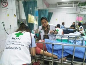 กลุ่มผู้บาดเจ็บ-ญาติคนเสียชีวิต เหตุกราดยิงโคราช เครียดสูง 108 คน ต้องติดตามต่อเนื่อง