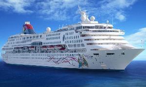 เรือสำราญ วิมานลอยน้ำในยุคปัจจุบัน (ภาพ cruisemapper.com)