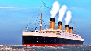 ไทนานิค เรือสำราญตำนานบันลือโลก