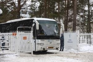 หญิงรัสเซีย 2 รายหลบหนีการกักกันโรคออกจากโรงพยาบาล