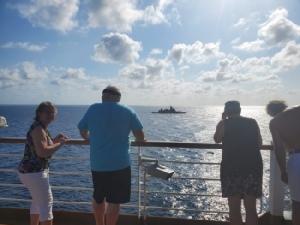 กัมพูชาอนุญาตเรือเวสเตอร์ดัมจอดเทียบท่าสีหนุวิลล์