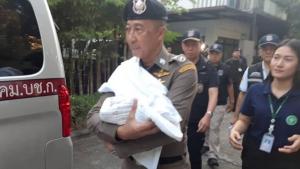 ตร.แถลงผลทลายแก๊งอุ้มบุญข้ามชาติส่งเด็กไปจีน รวบผู้ต้องหา 9 ราย ยึดทรัพย์ 35 ล้าน