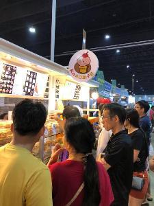 """""""เค้กคอลลาเจน"""" หนึ่งเดียวในไทย ชูจุดขายเบเกอรี่เกรดพรีเมี่ยม ราคาตลาดนัด"""