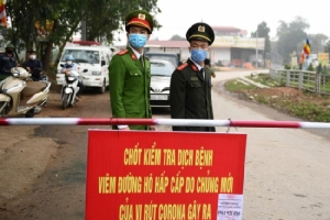 เวียดนามปิดชุมชนนอกกรุงฮานอยกักตัวชาวบ้านนับหมื่นหลังพบคนติดเชื้อไวรัสโคโรนา