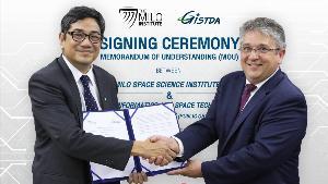 จิสด้าจับมือหน่วยงานวิจัยอวกาศสหรัฐฯ ดันอุตสาหกรรมอวกาศไทย