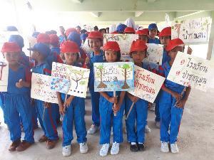 """ทช. เปิดตัวโครงการ """"1 โรงเรียน 1 ป่าชายเลน"""" เตรียมขยายผล 24 จังหวัด วางรากฐานเยาวชนสู่การอนุรักษ์ป่าชายเลนในอนาคต"""