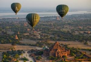ชาวพม่าเดือดคู่รักต่างชาติถ่ายคลิปโป๊กลางมรดกโลกเมืองพุกามโพสต์ลงเว็บดัง