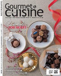 Gourmet & Cuisine ต้อนรับเดือนแห่งความรักด้วยช็อกโกแลตแสนน่ารัก