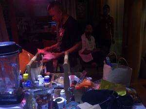 รวบหนุ่มอิสราเอลขาใหญ่ลักลอบค้ายาเสพติดให้คนต่างชาติตามงานปาร์ตี้บนเกาะพะงัน
