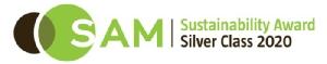 เดลต้า อีเลคโทรนิคส์ (ประเทศไทย) คว้า SAM Silver Class Sustainability Award 2020 จาก S&P Global