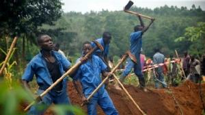 ช็อค! พบศพกว่า 6,000 ศพในหลุมขนาดใหญ่ในบุรุนดี