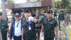 ตะลึง! ทหารพรานนครพนม ยึดอีกยาบ้าล็อตใหญ่ 4 ล้านเม็ด มูลค่ากว่า 500 ล้าน