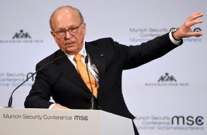 การประชุมด้านความมั่นคงมิวนิก (Munich Security Conference) ที่เมืองมิวนิก ประเทศเยอรมนี