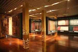 พิพิธภัณฑ์ผ้าฯ จัดแสดงนิทรรศการผ้าบาติกในพระปิยมหาราชชุดใหม่