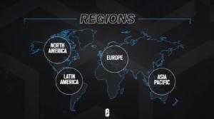 """""""Rainbow Six Siege"""" เพิ่มทัวร์นาเมนท์ระดับภูมิภาค รองรับนักแข่งทั่วโลก"""