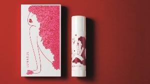ลิปสติกที่เปี่ยมล้นด้วยศิลปะ โดยศิลปินวาดภาพประกอบ mio.matsumoto