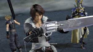 """เกมต่อสู้ """"Dissidia Final Fantasy"""" ประกาศอัพเดตสุดท้าย-ไม่ทำภาค 2 ต่อ"""