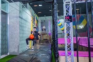 """""""แบงค์ ธิติ"""" แชร์เคล็ดลับออกกำลังกาย เอาใจสายเอ็กซ์ตรีมที่ Bounce Trampoline Park"""