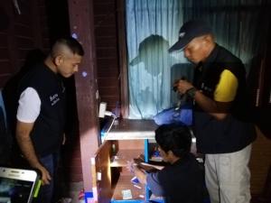 """""""ปฏิบัติการ 1386"""" ตรวจค้น 73 หมู่บ้าน แพร่ระบาดยาเสพติด รวบผู้เสพ-ขาย 224 ราย"""