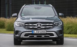 Mercedes-Benz เปิดPHEV ใหม่2รุ่น GLC 300 e 4MATIC และGLC 300 e 4MATIC Coupé