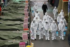 ยอดผู้ติดเชื้อเกาหลีใต้ทะลุ 700 คน กลายเป็นแหล่งแพร่โคโรนาใหญ่สุดนอกจีน