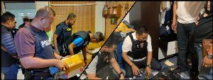 ตร.เอาจริง! ระดมทั่วประเทศกวาดล้างปืนเถื่อน รวบ 245 ผู้ต้องหา ยึดของกลางเพียบ