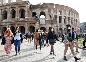 วิกฤตโควิด-19ในอิตาลีลามจากเหนือสู่ใต้ ฆ่าเพิ่มเป็น11ศพ,ออสเตรียกักกันโรงแรมผู้ติดเชื้อ